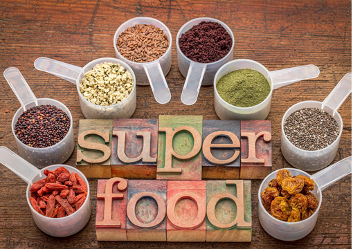 Banner superfood
