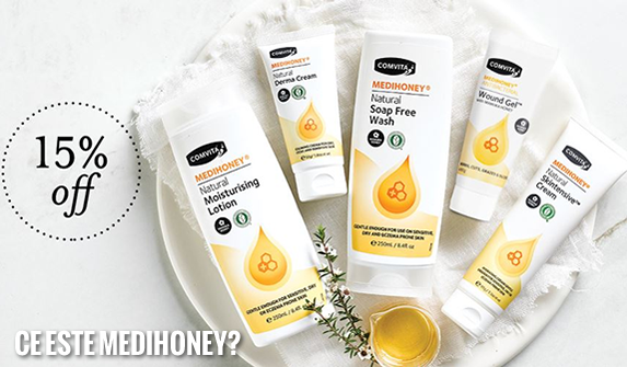 Ce este Medihoney sau mierea de Manuka antibacteriana?