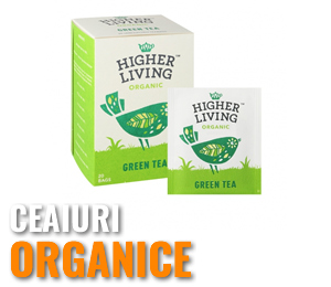 Ceaiuri organice