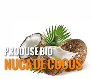 Nuca de cocos bio