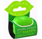 Balsam natural de buze cu lime si lamaie 7 g Beauty Made Easy