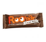 Baton Raw Bio cu miez de cacao si migdale