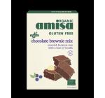 Mix pentru prajitura brownie fara gluten bio