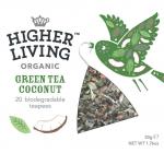 Ceai verde cu cocos vrac