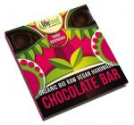 Ciocolata cu zmeura Raw Bio