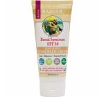 Crema protectie solara spf 30 fara miros Badger 87 ml