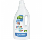 Detergent ecologic lichid pentru rufe albe si colorate sensitiv 1
