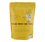 Fulgi mici de ovaz fara gluten ecologici Republica BIO 500 g