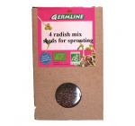 Seminte de ridichi Bio pentru germinare