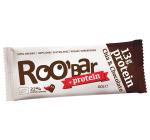 Baton proteic cu chia si ciocolata Raw