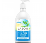 Sapun lichid anti bacterian cu Tea Tree pentru fata si maini 473 ml