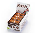 Baton raw bio cu cacao si migdale