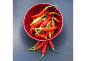 Arome arzatoare – chili