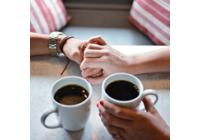 Laptele sanatos din cafea
