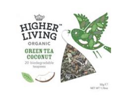 Ceai higher living