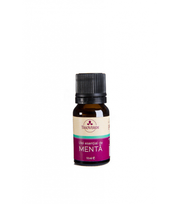 Ulei essential natural Trioverde - Menta