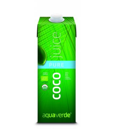 Apa de cocos organica AquaVerde
