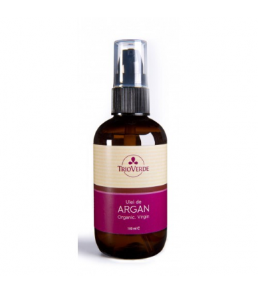 Ulei de argan virgin Trio Verde