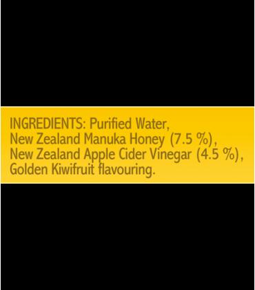 Bautura de otet cu kiwi si miere manuka