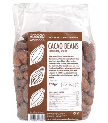 Boabe de cacao intregi