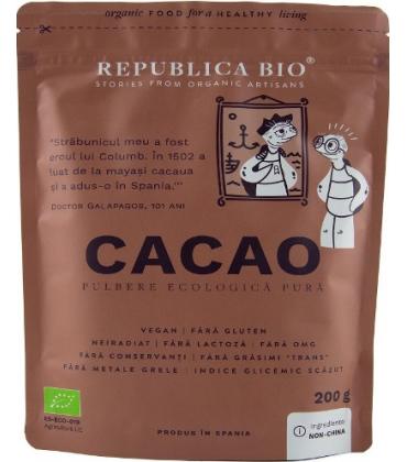 Cacao republica bio