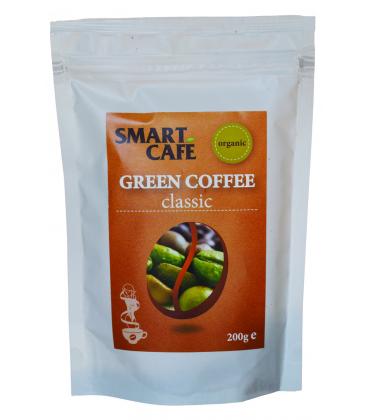 Cafea verde macinata clasic bio 200g