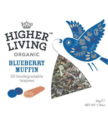 Ceai blueberry