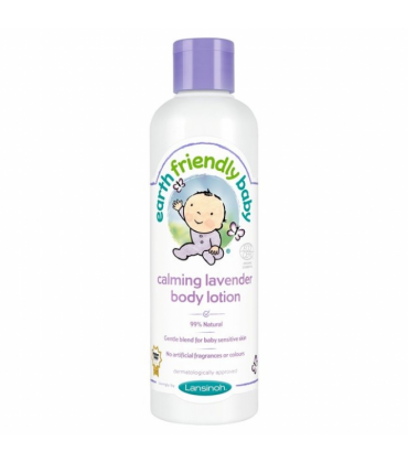 Crema de corp levantica Earth Friendly Baby