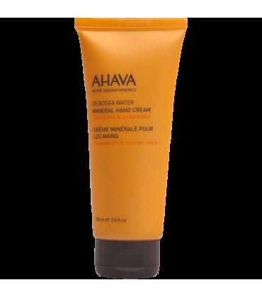 Crema de maini Ahavape baza de minerale Mandarine si Cedru 100ml