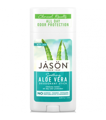 Deodorant stick cu aloe vera Jason 71g