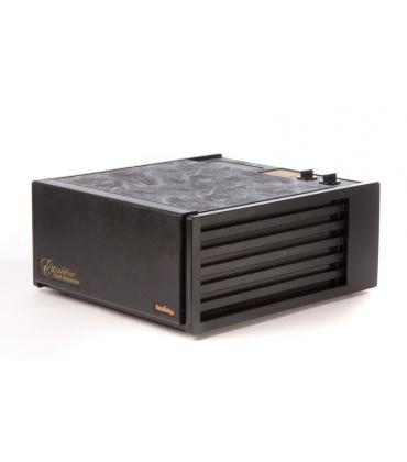 Excalibur deshidrator negru 5 tavi si timer