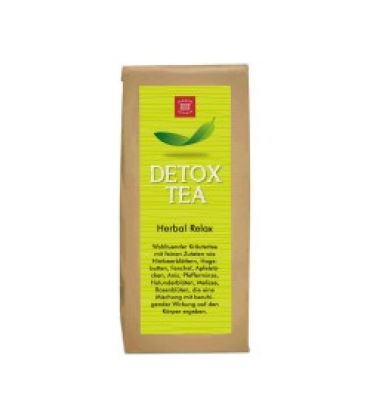 Detox Te Herbal Relax Demmers 100gr