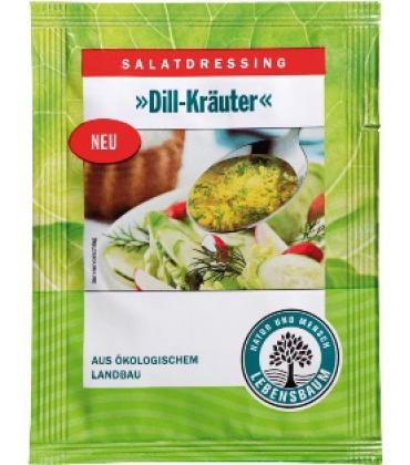 Dressing Bio pentru salate cu marar si ierburi