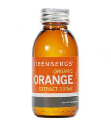 Esenta de portocale bio 100ml