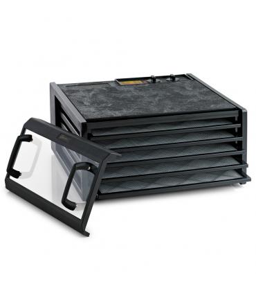Excalibur deshidrator negru cu 5 tavi