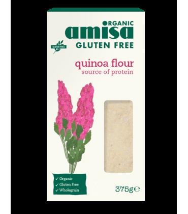 Faina integrala din quinoa fara gluten
