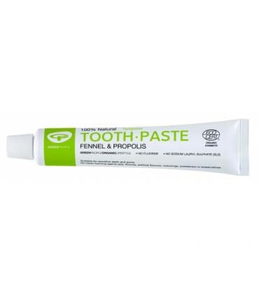 Pasta de dinti cu fenicul si propolis