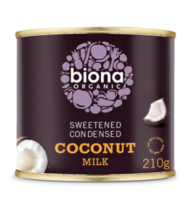 Lapte condensat biona