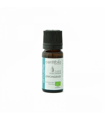Ulei esential organic de Lemongrass
