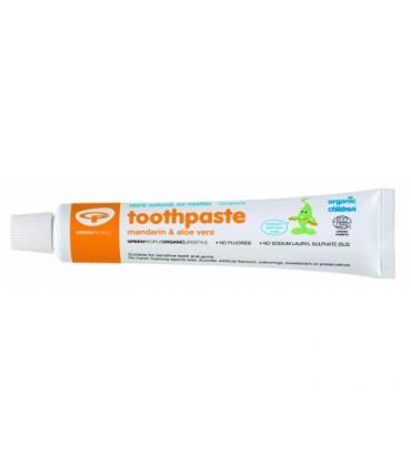 Pasta de dinti pentru bebelusi