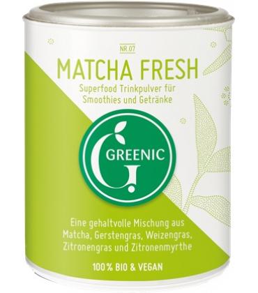Matcha fresh