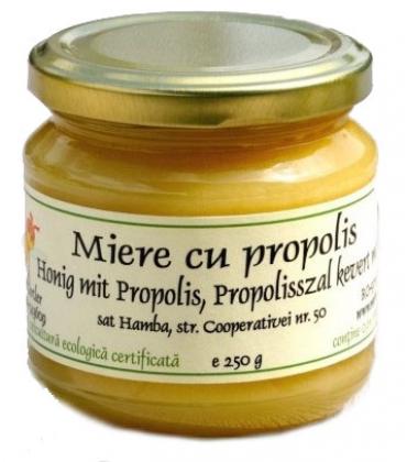 Miere propolis