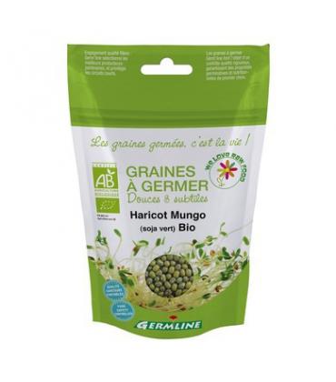 Seminte de fasole mung Bio germinare