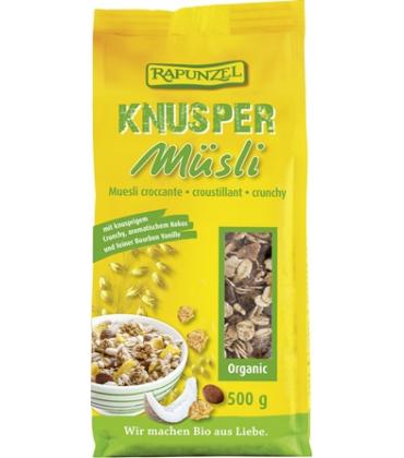 Musli crocant Bio Rapunzel