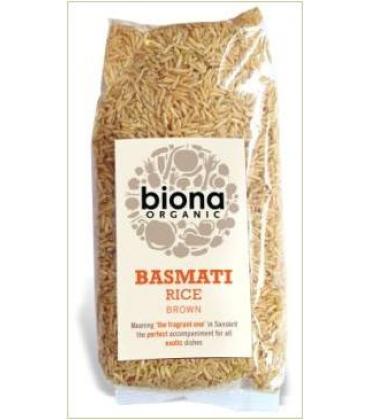 Orez Basmati brun organic