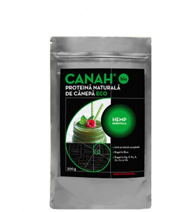 Pudra proteica canah eco