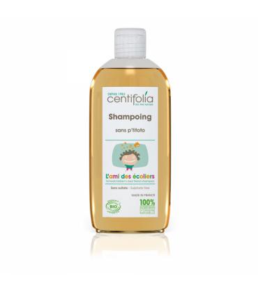 Sampon Bio Centifolia pentru tratament pediculoza