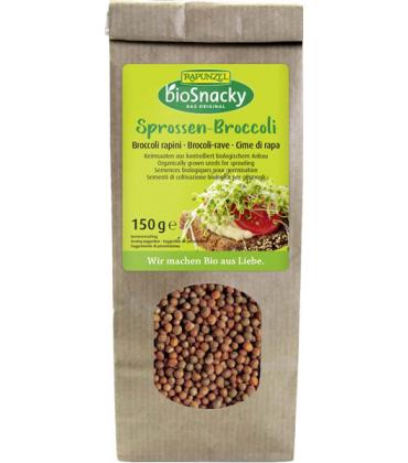 Seminte de brocoli pentru germinat eco