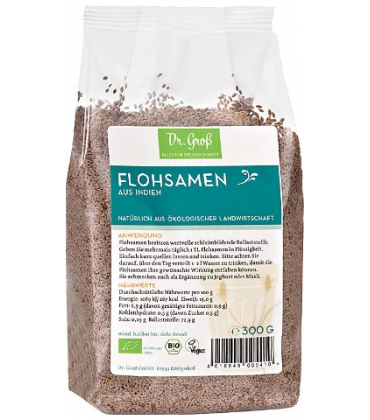 Seminte de psyllium bio