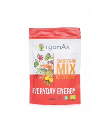 Smoothie Mix Daily Boost OrganAx 120 g